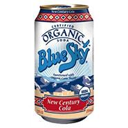Blue Sky Organic Ginger Ale