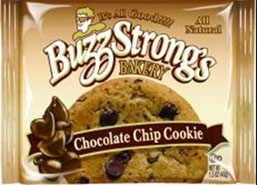 Buzz Strong Bakery Cookie